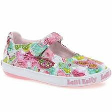 Canvas Upper Shoes for Girls Lelli Kelly