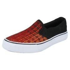 Chaussures décontractées à enfiler en toile pour garçon de 2 à 16 ans