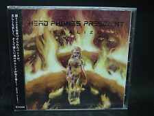 HEAD PHONES PRESIDENT Realize JAPAN CD Youthquake Hellchild Volcano Jurassic Jad
