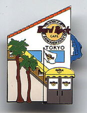 Hard Rock Cafe 2001 TIMELINE Series PIN #4/10 TOKYO HRC 30th Anniversary 30 Year
