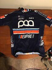 New Louis Garneau Men Course Race Cycling Short Sleeve Jersey Small