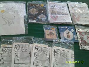 NIP Miscellaneous Craft Kits-Total 11 Pieces