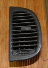 FORD  RANGER HEATER AC DASH 1995-2005 PASSENGER SIDE VENT DARKER GRAY USED