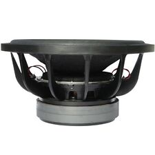 "SUBWOOFER SUB BASS FACE SPL15.2 SPL 15.2 38 CM 380 MM 15"" DVC 4+4 OHM 2000 WATT"