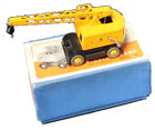 DINKYTOYS COLES CRANE - EARLY BOXED EXAMPLE- #571