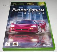 Project Gotham Racing Xbox Original PAL *Complete*
