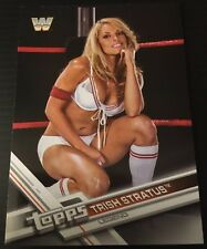 WWE Trish Stratus 2017 TOPPS Then Now And Forever Superstar