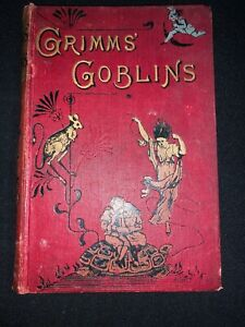 Grimms' Goblins By Frederick Warne & Co RARE