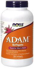 NOW Foods Adam Multivitamínico para Hombre Tabletas & Cápsulas Blandas 4 Tallas