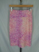 Lularoe Floral Cassie Skirt Size XS