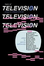 Logics of Television: Essays in Cultural Criticism (Theories of Contemporary Cul