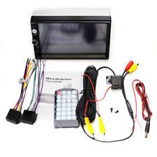 "7"" HD Rear View 2 DIN Radio Bluetooth FM USB MP5 Player w/ Digital Touch Screen"