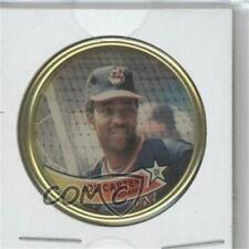 1989 Topps Coins Joe Carter #36