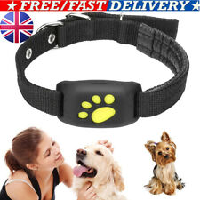 Pet Collar Tracker GPS GPRS Dog Cat Real Time Locator Tracking Device Waterproof