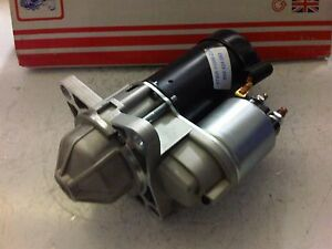 FORD 1.8/2.0 ZETEC TO TYPE 9 GEARBOX NEW LIGHTWEIGHT UPRATED 707 STARTER MOTOR