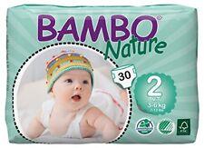 Abena Bambo Nature Mini- 3-6kg - 1 Packung /
