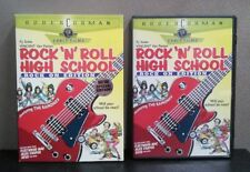 Rock 'N' Roll High School    (DVD)   W/Slipcover     LIKE NEW