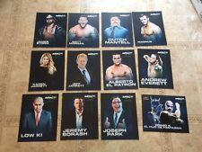 TNA Impact Wrestling 8x10 Promo Photo Lot Of 12 Photos Anthem GFW 2017