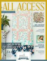 Anita Goodesign ALL ACCESS VIP Club SEPTEMBER 2019 Embroidery Design CD ONLY