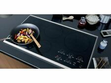 """Wolf 36"""" Induction Cooktop Model Ct36I/S Stainless Steel Trim"""