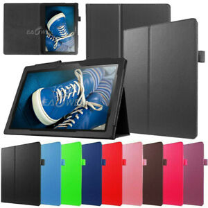 For Lenovo Tab E7 E8 E10 M10 P10 E10 TB-X103F Tablet Flip PU Leather Case Cover