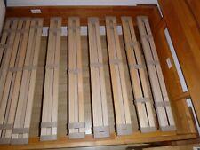 """Lattenrost Lonsberg """"Set 15"""" 90 x 200 cm metallfrei (Metal-free bed base)"""