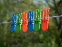 Storm Eco pegs extra strong wind proof clothes peg pin washing line laundry dry