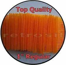"1000 Orange Price Tag Tagging Gun 1"" (1inch) Regular Barbs Fasteners To 00006000 P Quality"
