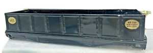 MTH TINPLATE TRADITIONS  PARTS #198 IVES GRAVEL CAR SHELL ONLY LN