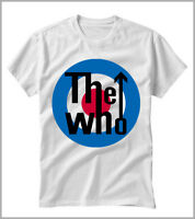 T-SHIRT UOMO DONNA THE WHO MUSIC ROCK MY GENERATION  GEN0577