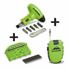 Dakine 3 in un unico driver di coppia + COOL LOCK + Edge Tuner Tool Combo Kit