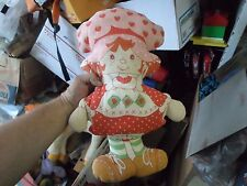 Vintage Strawberry Shortcake Plush