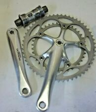 PEDALIER SHIMANO ULTEGRA FC-6500 175mm 53/39T CHAINSET