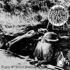 atroce Terror – Legacy of Terror LP / scellé vinyle / NEUF (2011) GRINDCORE