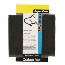 Aqua One Carbon Pad - Self Cut Filter Pad (10448)