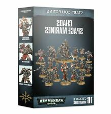 Start Collecting! Chaos Space Marines Warhammer 40k