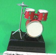 Tambor Set - Miniatura Montado en Base - Soporte