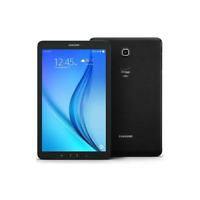 "Good Samsung Galaxy Tab E T567V 9.6"" 16GB Black (Verizon) 60-Day Warranty"
