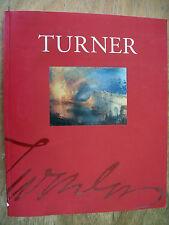 J.M.W.Turner by Michael Lloyd 1996 Catalogue National Gallery of Australia