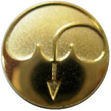 Baptismal Symbol Gold Plate Lapel Pin lds mormon