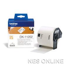 Brother DK-11202 Labels QL1050/QL1060N/QL500/550/QL560/QL570/QL580/QL650TD/QL700