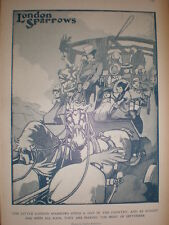 Londres moineaux Charles Robinson 1903 Imprimer