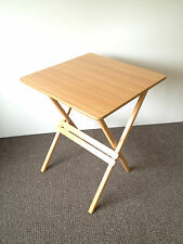 Folding Portable Snack Lunch Dinner Laptop Table Coffee exam study bistro Table