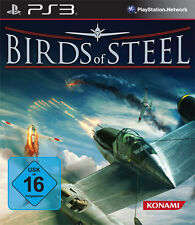 Sony ps3 PlayStation 3 juego *** birds of Steel *** nuevo * New