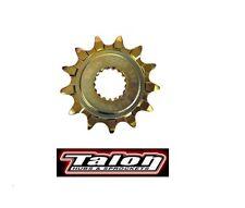 Talon Front Sprocket 13T Suzuki RMZ250 13-15 Self-Cleaning Groovelite 13 tooth