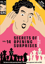 SOS – Secrets of Opening Surprises 14. By Jeroen Bosch (Editor). NEW CHESS BOOK