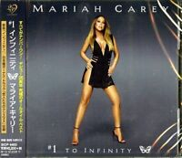 MARIAH CAREY-#1 TO INFINITY-JAPAN CD BONUS TRACK Ltd/Ed E78