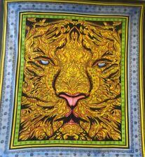 Paisley León - INDIO Colcha algodón 240 x 210cm