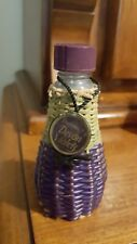 Extremely Rare DEVON VIOLETS Fragrance Bottle - empty