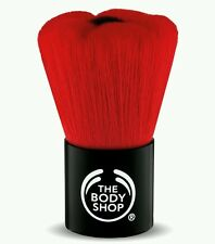 The Body Shop Limited Edition Smoky Poppy Blush Brush ~ NEW